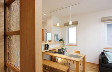 盛岡市山岸│高性能で暖かな2世帯の家