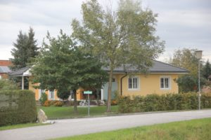 ヨーロッパの平屋住宅