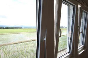 岩手の家 (2)ドレーキップ窓