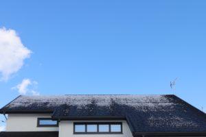 岩手の暖かい家1