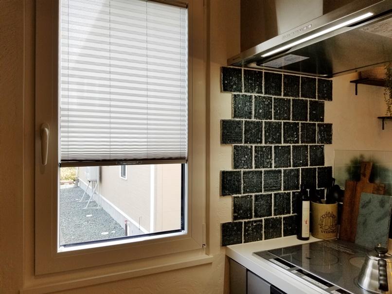 ドレーキップ窓用カーテンスクリーン (4)