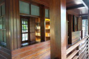 昔のベトナムの家 (3)