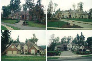 アメリカの家