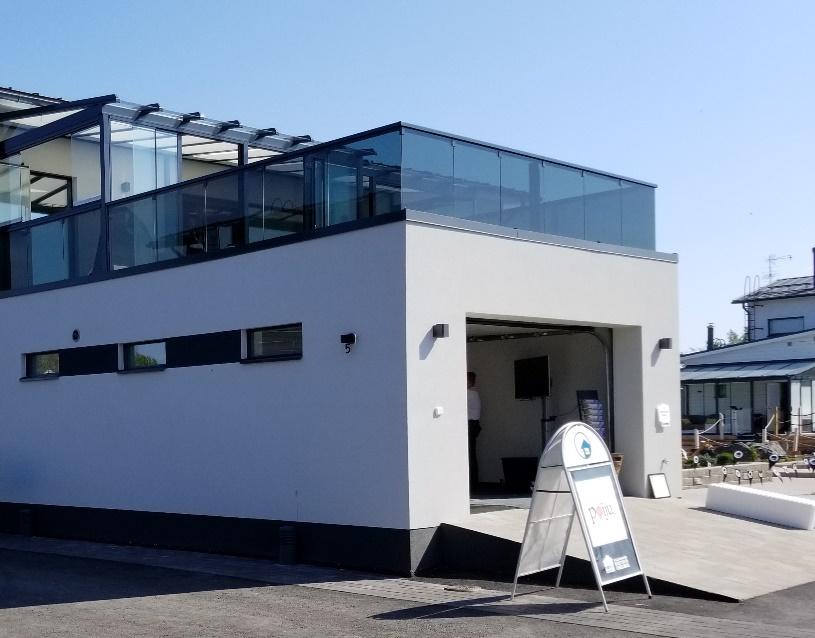北欧の家のガレージスタイル (6)