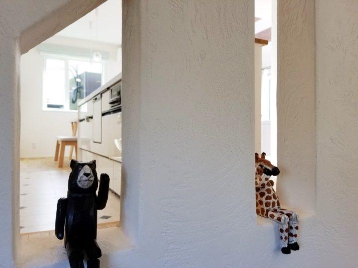 家の中の子どもスペース