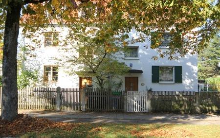 北欧スタイルの住宅1