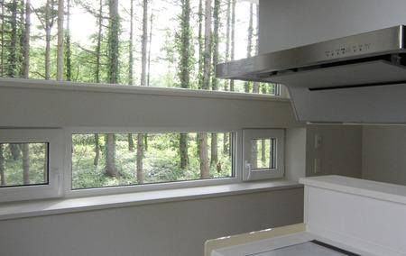 UVカット100%の窓ガラス