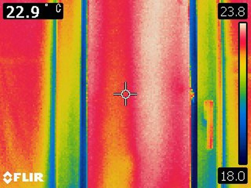 窓の断熱アップ施工テスト3