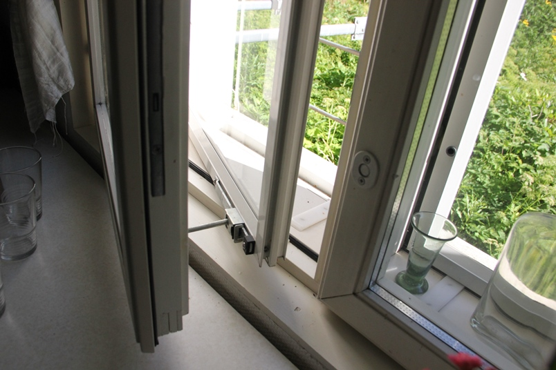 フィンランドの高断熱な二重窓(1)