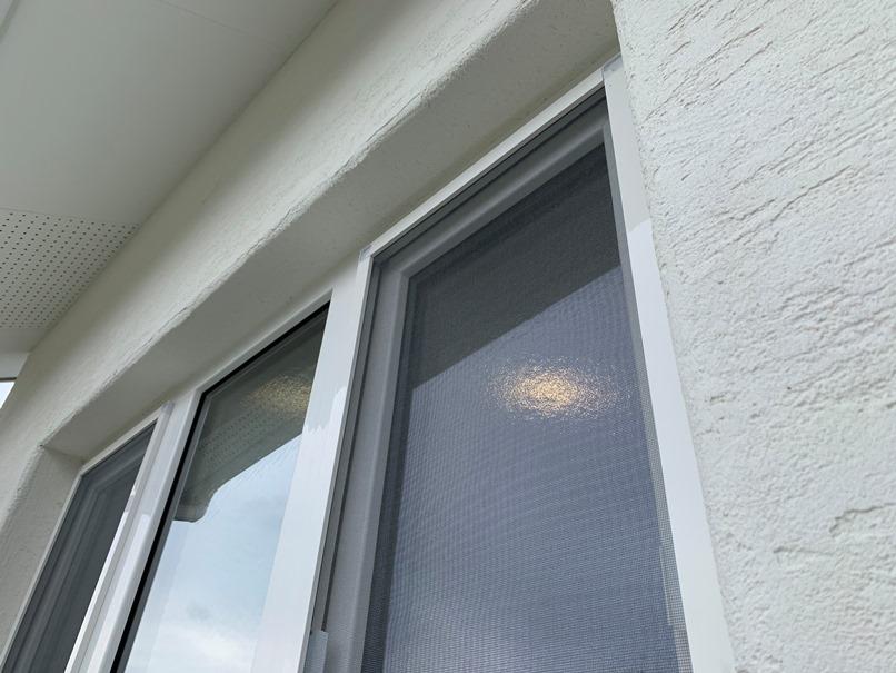 ドレーキップ窓3連