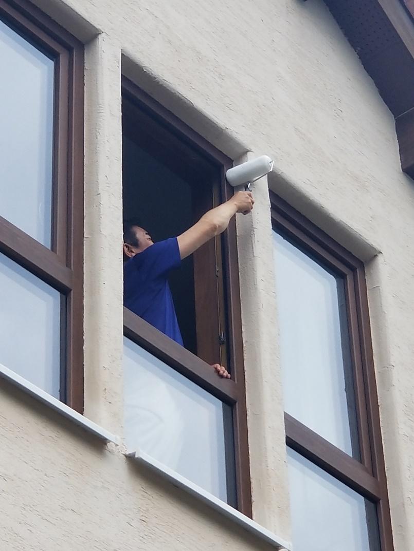 外壁洗浄方法3