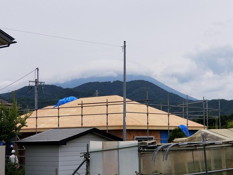 家の建て替え:岩手県滝沢市4