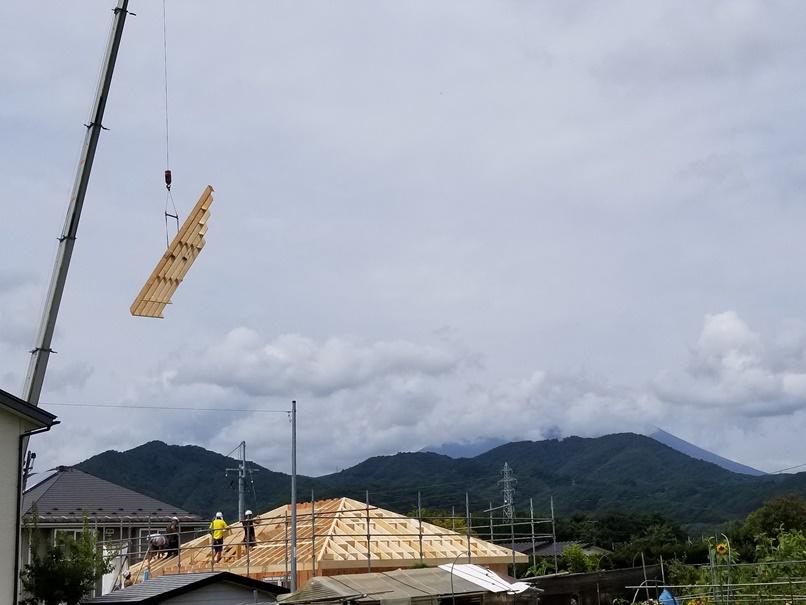 家の建て替え:岩手県滝沢市2