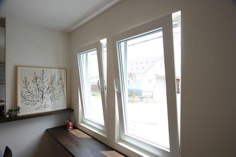 ドレーキップ窓の開閉 (2)