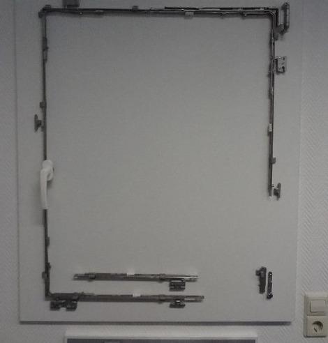 ドレーキップ窓の骨(3)