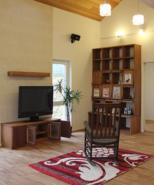 室内空気の調査住宅設備仕様